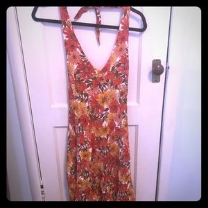 Halter sundress from loft